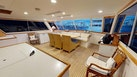 Palmer Johnson-Cockpit Motor Yacht 1980-BANYAN Dania Beach-Florida-United States-Aft Deck-1597467 | Thumbnail