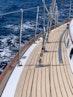 Little Harbor-58 1989-KIUROS Mallorca-Spain-Side Deck, New Flexiteek Decks-1596174 | Thumbnail