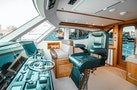 Hatteras-63GT 2012-Camille North Palm Beach-Florida-United States-2012 63 GT Hatteras  Camille  Pilothouse Seating -1610040 | Thumbnail