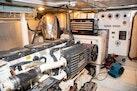 Hampton-60 Motor Yacht 2007-Family Biz Mount Pleasant-North Carolina-United States-Engine Room-1600089 | Thumbnail