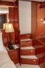 Hampton-60 Motor Yacht 2007-Family Biz Mount Pleasant-North Carolina-United States-Stairs and Built-in Night Stand-1600059 | Thumbnail