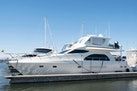 Hampton-60 Motor Yacht 2007-Family Biz Mount Pleasant-North Carolina-United States-Port View-1600126 | Thumbnail