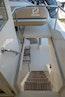 Hampton-60 Motor Yacht 2007-Family Biz Mount Pleasant-North Carolina-United States-Stairs from Flyridge to Aft Deck-1600115 | Thumbnail