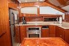 Hampton-60 Motor Yacht 2007-Family Biz Mount Pleasant-North Carolina-United States-Galley from Dining Table-1600055 | Thumbnail