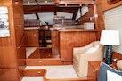 Hampton-60 Motor Yacht 2007-Family Biz Mount Pleasant-North Carolina-United States-Galley to port; Dining to stbd-1600056 | Thumbnail