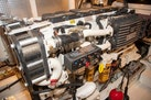 Hampton-60 Motor Yacht 2007-Family Biz Mount Pleasant-North Carolina-United States-Engine Room  CAT C15 ACERT-1600088 | Thumbnail