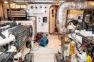 Hampton-60 Motor Yacht 2007-Family Biz Mount Pleasant-North Carolina-United States-Engine Room-1600090 | Thumbnail