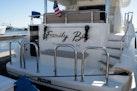 Hampton-60 Motor Yacht 2007-Family Biz Mount Pleasant-North Carolina-United States-Steps to Swim Platform-1600124 | Thumbnail