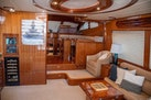 Hampton-60 Motor Yacht 2007-Family Biz Mount Pleasant-North Carolina-United States-Salon forward-1600049 | Thumbnail
