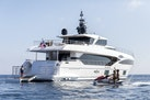 Majesty Yachts-Majesty 100 2022-MAJESTY 100 United Arab Emirates-Aft View-1604969 | Thumbnail