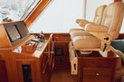 Grand Banks-Eastbay 54SX 2003-Next Adventure Warwick-Rhode Island-United States-Helm Area  Starboard-1605650   Thumbnail
