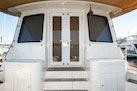 Grand Banks-Eastbay 54SX 2003-Next Adventure Warwick-Rhode Island-United States-Pilothouse, Salon Entrance-1605679   Thumbnail