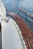 Hatteras-58 Motor Yacht 1977-Nothing Else Hatters Charleston-South Carolina-United States-Aft Deck And Bench-1606366   Thumbnail