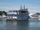 Custom-East Bay Boat Works Paddle Wheeler 1987-Lauren Kristy Oakdale-New York-United States-Stern View-1611907 | Thumbnail