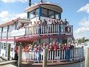 Custom-East Bay Boat Works Paddle Wheeler 1987-Lauren Kristy Oakdale-New York-United States-Passenger on the Bow-1611903 | Thumbnail