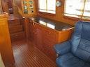 Selene-53 Trawler 2004-Azure Stuart-Florida-United States Salon And Galley Cabinet Starboard Forward-1614928   Thumbnail