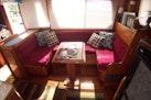 Sabreline-Fast Trawler 1997-MAKALANI Stuart-Florida-United States-U-Shaped Settee-1615433   Thumbnail
