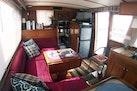 Sabreline-Fast Trawler 1997-MAKALANI Stuart-Florida-United States-Salon Aft To Port-1615415   Thumbnail