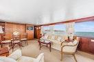 Trumpy-Houseboat 1972-DOVETAIL Newport-Rhode Island-United States-Main Saloon-1648671 | Thumbnail