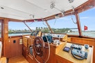 Trumpy-Houseboat 1972-DOVETAIL Newport-Rhode Island-United States-Wheelhouse-1648678 | Thumbnail