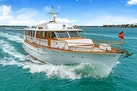Trumpy-Houseboat 1972-DOVETAIL Newport-Rhode Island-United States-Starboard Bow-1648703 | Thumbnail