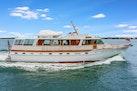 Trumpy-Houseboat 1972-DOVETAIL Newport-Rhode Island-United States-Profile-1648697 | Thumbnail