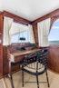 Trumpy-Houseboat 1972-DOVETAIL Newport-Rhode Island-United States-Desk in Main Saloon-1648673 | Thumbnail