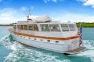 Trumpy-Houseboat 1972-DOVETAIL Newport-Rhode Island-United States-Port Stern-1648702 | Thumbnail