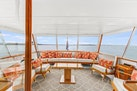 Trumpy-Houseboat 1972-DOVETAIL Newport-Rhode Island-United States-Aft Deck-1648676 | Thumbnail