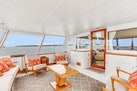 Trumpy-Houseboat 1972-DOVETAIL Newport-Rhode Island-United States-Aft Deck-1648677 | Thumbnail