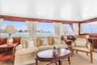 Trumpy-Houseboat 1972-DOVETAIL Newport-Rhode Island-United States-Main Saloon-1648672 | Thumbnail