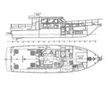 New England Boatworks-Hood Custom Expedition 1998-STARLIGHT Portsmouth-Rhode Island-United States-Layout-1627109 | Thumbnail