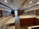 Bertram-510 Convertible 2004-Amusement Huntington-New York-United States-Dinette and Galley Looking Aft-1618668   Thumbnail