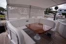 Pershing-62 2007-CHOPIN Pompano Beach-Florida-United States Aft Deck Dining From STBD Side-1625743   Thumbnail