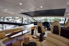 Pershing-62 2007-CHOPIN Pompano Beach-Florida-United States-Salon And Helm View From Sliding Glass Doora-1625707   Thumbnail