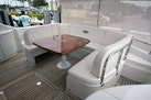 Pershing-62 2007-CHOPIN Pompano Beach-Florida-United States Aft Deck Dining Area With Shade Extended-1625742   Thumbnail