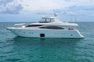 Ferretti Yachts-830HT 2010-MI RX Fort Lauderdale-Florida-United States-Port Profile-1644641 | Thumbnail