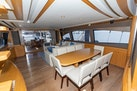 Ferretti Yachts-830HT 2010-MI RX Fort Lauderdale-Florida-United States-Formal Dining-1644664 | Thumbnail