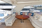 Ferretti Yachts-830HT 2010-MI RX Fort Lauderdale-Florida-United States-Bridge Seating & Dinette-1644674 | Thumbnail