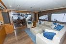 Ferretti Yachts-830HT 2010-MI RX Fort Lauderdale-Florida-United States-Salon facing Aft-1644665 | Thumbnail