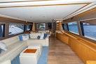 Ferretti Yachts-830HT 2010-MI RX Fort Lauderdale-Florida-United States-Salon Entrance-1644661 | Thumbnail