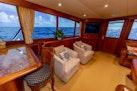 Merritt-Sportfish 2004-WATASHEE Pomoano Beach-Florida-United States-Starboard Salon-1622643   Thumbnail