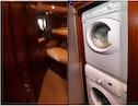 Hatteras-Convertible Sportfish 1985-ZARAY Fort Pierce-Florida-United States-Forward Stateroom & Washer Dryer-1638247   Thumbnail