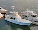 Hatteras-Convertible Sportfish 1985-ZARAY Fort Pierce-Florida-United States-Overhead Starboard-1623861   Thumbnail