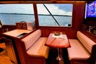 Hatteras-Convertible Sportfish 1985-ZARAY Fort Pierce-Florida-United States-Dinette To Port-1623840   Thumbnail