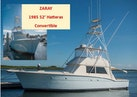 Hatteras-Convertible Sportfish 1985-ZARAY Fort Pierce-Florida-United States-Profiles-1623862   Thumbnail