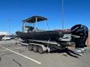 USMI-11 Meter Naval Special Warfare Rib 1998 -Portsmouth-Rhode Island-United States-Transom-1624706 | Thumbnail