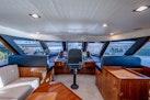 Viking-Enclosed Bridge 2020-THREES ENOUGH Brielle-New Jersey-United States-Viking 72  Threes Enough  Helm and Seating-1626216 | Thumbnail