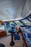 Viking-Enclosed Bridge 2020-THREES ENOUGH Brielle-New Jersey-United States-Viking 72  Threes Enough  Helm and Seating-1626217 | Thumbnail