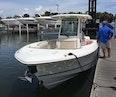 Boston Whaler-28 OUTRAGE 2017-T/T Seber West Palm Beach-Florida-United States-Port Bow-1627034 | Thumbnail